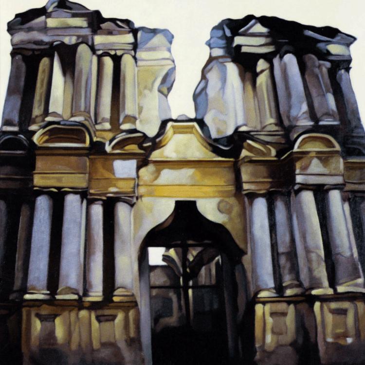 Édouard Trémeau, La puissance en ruine (Antigua), 1985.