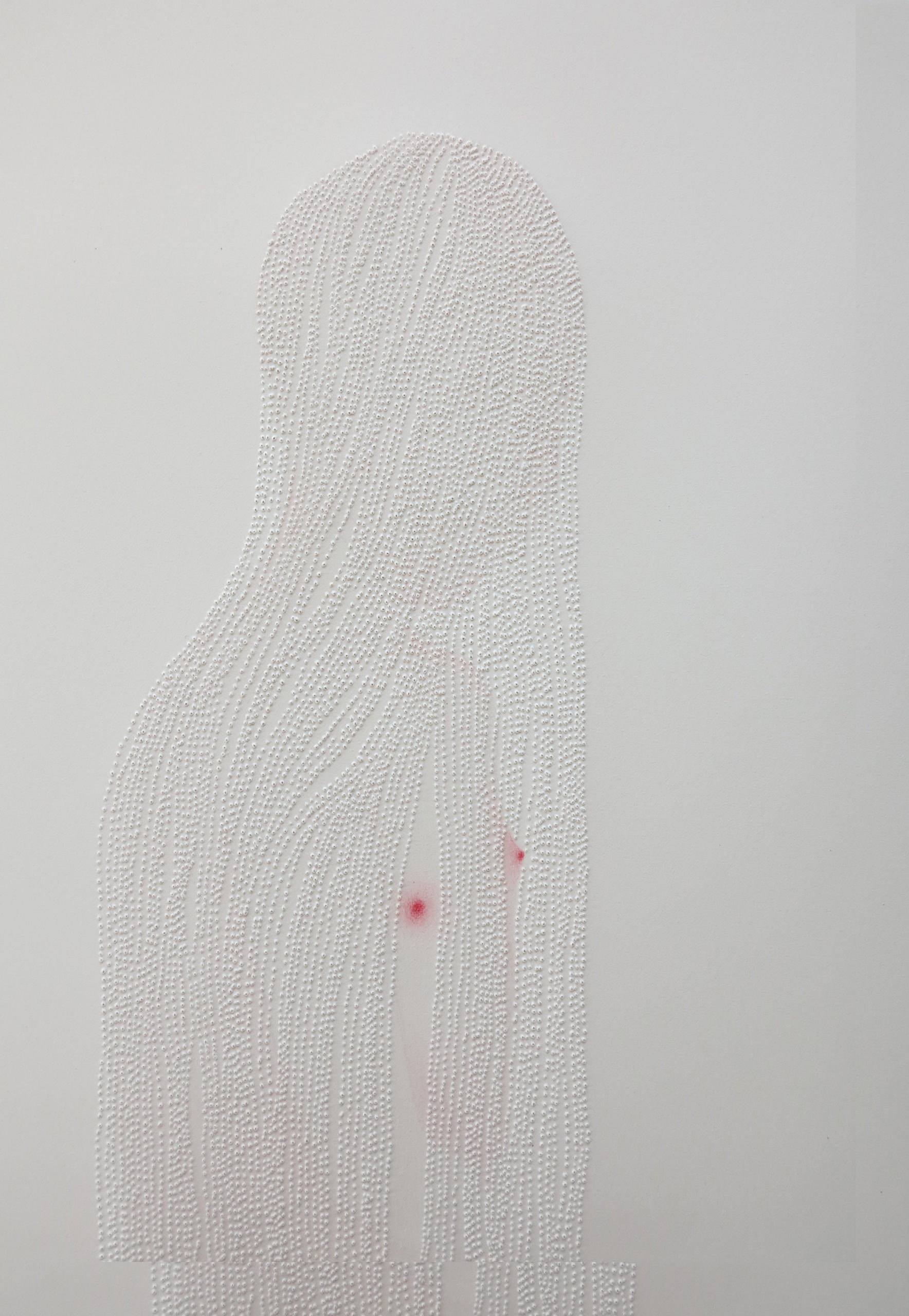 Marielle Degioanni, Série Idoles, Untitled, 2018.