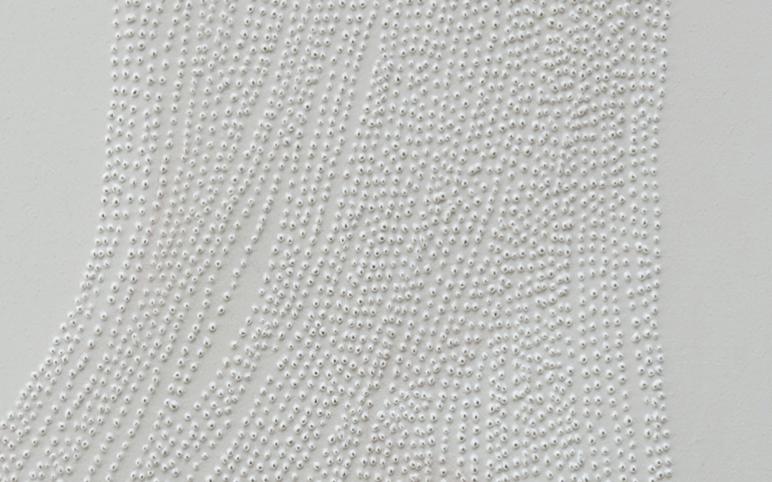 Marielle Degioanni, Série Idoles, Untitled, 2018. Detail.