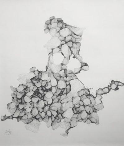 Naym Ben Amara, Particules de champ de possibles, 2016